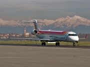 Bombardier CRJ900 - EC-JTS operated by Iberia Regional (Air Nostrum)