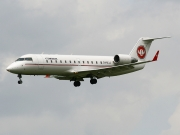 Bombardier CRJ200ER - OY-RJJ operated by Cimber Air