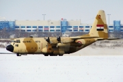 Lockheed C-130H Hercules - 1273 operated by Al-Qūwāt al-Gawwīyä al-Miṣrīyä (Egyptian Air Force)