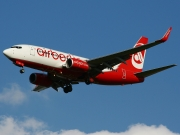 Boeing 737-700 - D-ABLB operated by Air Berlin