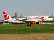 Airbus A320-214 - OK-GEB operated by CSA Czech Airlines