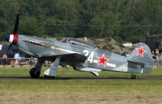 Yakovlev Yak-3U - D-FAFL operated by Private operator