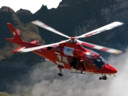 REGA - Swiss Air Ambulance AgustaWestland AW-109SP - HB-ZRQ
