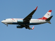 Boeing 737-700 - OE-LNO operated by Austrian Airlines