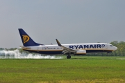 Boeing 737-800 - EI-ENJ operated by Ryanair