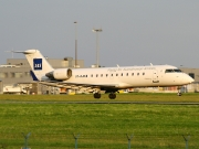 Bombardier CRJ200ER - OY-RJB operated by Cimber Air