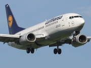 Boeing 737-300 - D-ABEP operated by Lufthansa
