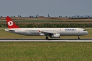 Airbus A321-231 - TC-JRF operated by Turkish Airlines