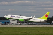 Boeing 737-800 - VQ-BKW operated by S7 Airlines