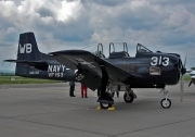 North American T-28B Trojan - N313WB operated by Private operator
