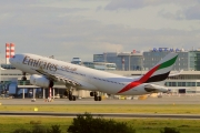 Emirates Airbus A330-243 - A6-EAL