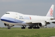 Boeing 747-400F - B-18721 operated by China Airlines Cargo