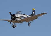 North American T-28C Trojan - N746SH operated by Private operator
