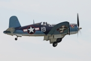 Goodyear FG-1D Corsair - N773RD operated by Private operator