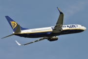 Boeing 737-800 - EI-DPM operated by Ryanair