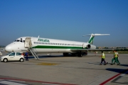 McDonnell Douglas MD-82 - I-DACU operated by Alitalia