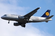 Airbus A319-114 - D-AILX operated by Lufthansa
