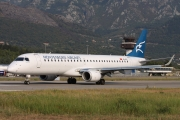 Embraer 190-200LR - 4O-AOC operated by Montenegro Airlines