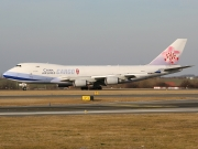 Boeing 747-400F - B-18711 operated by China Airlines Cargo