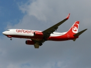 Boeing 737-800 - D-AHFW operated by Air Berlin