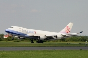 Boeing 747-400F - B-18723 operated by China Airlines Cargo