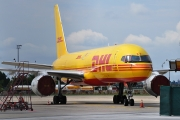 Boeing 757-200SF - G-BIKF operated by DHL Cargo