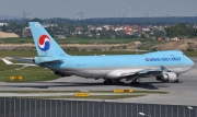 Boeing 747-400F - HL7467 operated by Korean Air Cargo