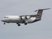British Aerospace Avro RJ100 - OO-DWD operated by Brussels Airlines