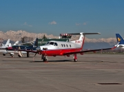 Pilatus PC-12/45 - OE-EKD operated by Private operator