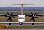 Bombardier DHC-8-Q402 Dash 8 - D-ABQF operated by Air Berlin