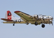 Private operator Boeing B-17G Flying Fortress - N3193G