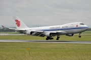 Boeing 747-400F - B-2409 operated by Air China Cargo