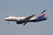 Sukhoi SSJ 100-95B Superjet - RA-89001 operated by Aeroflot