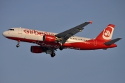 Airbus A320-214 - D-ALTF operated by Air Berlin