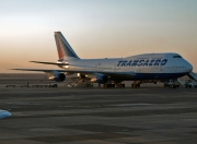 Boeing 747-300 - VP-BGY operated by Transaero Airlines