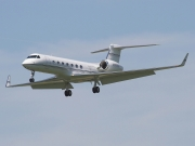 Gulfstream G550 - N372BG operated by Contrail Aviation LLC