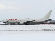 Boeing 767-300ER - EI-DZH operated by Rossiya Airlines