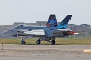 McDonnell Douglas CF-188A Hornet - 188738 operated by Canadian Armed Forces