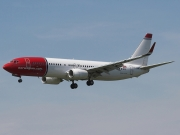 Boeing 737-800 - LN-NOH operated by Norwegian Air Shuttle