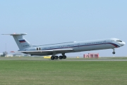 Ilyushin Il-62M - RA-86572 operated by Voyenno-vozdushnye sily Rossii (Russian Air Force)