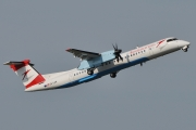 Bombardier DHC-8-Q402 Dash 8 - OE-LGN operated by Austrian arrows (Tyrolean Airways)