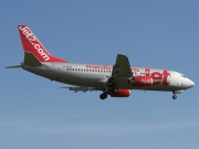 Boeing 737-300 - G-CELE operated by Jet2