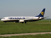 Boeing 737-800 - EI-DLG operated by Ryanair