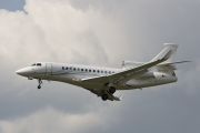 Dassault Falcon 7X - OH-FFF operated by Airfix Aviation
