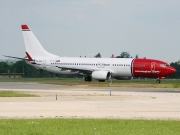 Boeing 737-800 - LN-NOO operated by Norwegian Air Shuttle