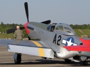 North American P-51D Mustang - N167F operated by Private operator