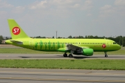 Airbus A320-214 - VQ-BET operated by S7 Airlines