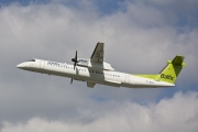 Bombardier DHC-8-Q402 Dash 8 - YL-BAX operated by Air Baltic