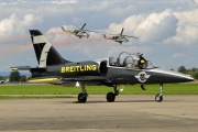 Aero L-39C Albatros - ES-YLP operated by Breitling Apache Jet Team