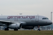 Airbus A319-132 - D-AGWD operated by Germanwings